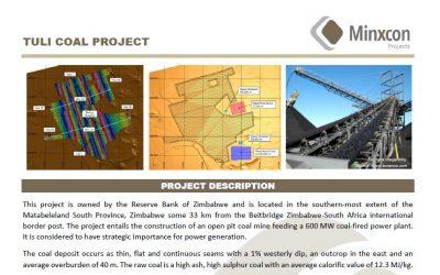 Tuli Coal Project